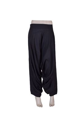 Picture of Verve Collection: Mangalagiri Cotton Harem Pants