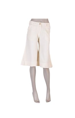 Picture of Elemental Collection: Muslin Knee Length Flared Capris