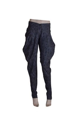 Picture of Verve Collection: Handwoven Cotton Jodhpuri Pants