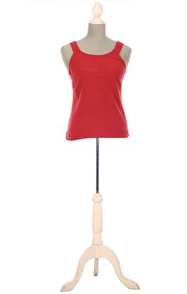 Picture of Verve Collection: Muslin Straight Fit Camisole