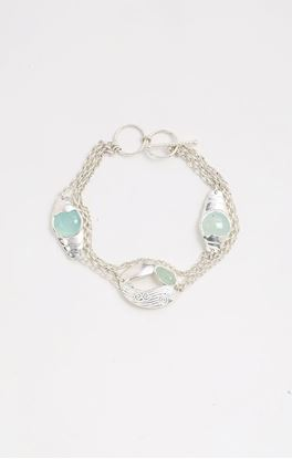 Picture of Lyn Collection: Tiered Chain Bracelet
