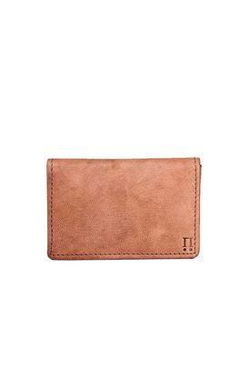 Picture of Havana Collection: Leather Gusseted Card Holder