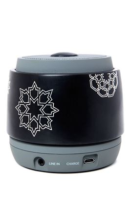 Picture of Moonlight Collection: Bidri Portable Bluetooth Speaker