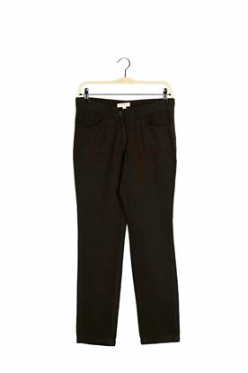 Picture of Elemental Collection: Muslin Straight Fit Ankle Length Trousers