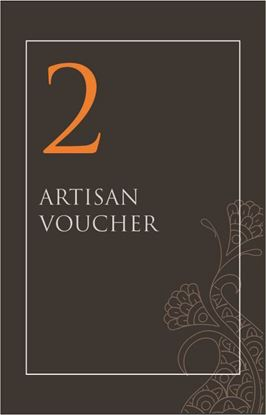 Picture of iMakehistory: 2 artisans voucher