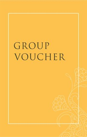 group 5-for-1 voucher
